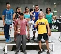 TORNEO DE FUERZA Y MINI VOLEY A BENEFICIO